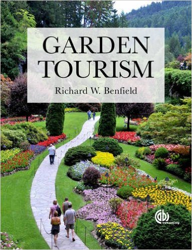 Book about Garden Tourism by Richard W. Benfield